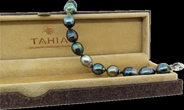 Boite bracelet Pearls Tahia