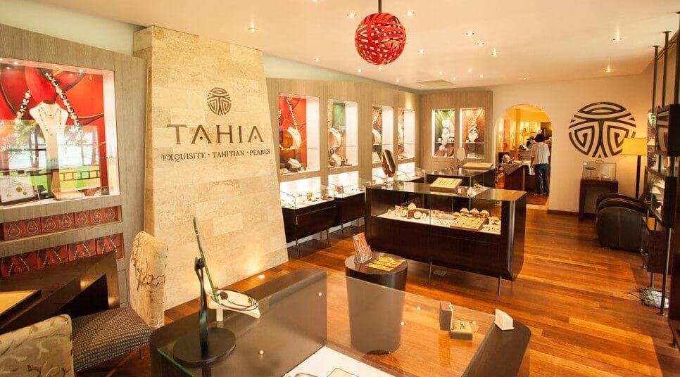 Boutique Tahia Pearls Bora Bora Four Seasons 4