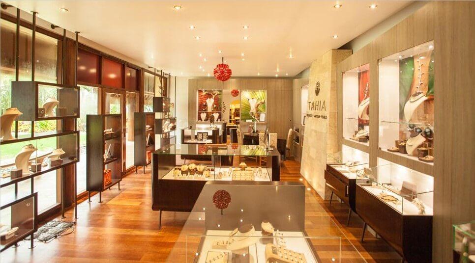 Boutique Tahia Pearls Bora Bora Four Seasons 3