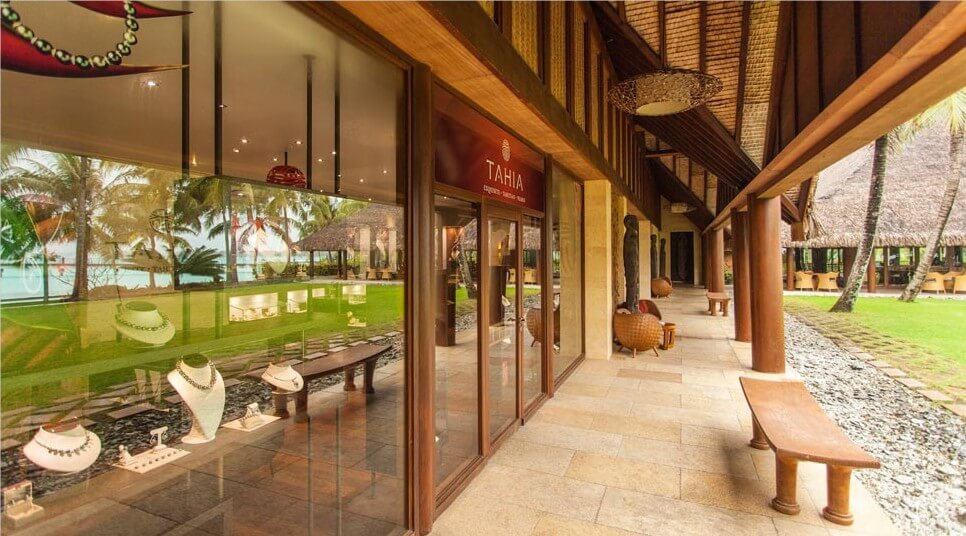 Boutique Tahia Pearls Bora Bora Four Seasons 2